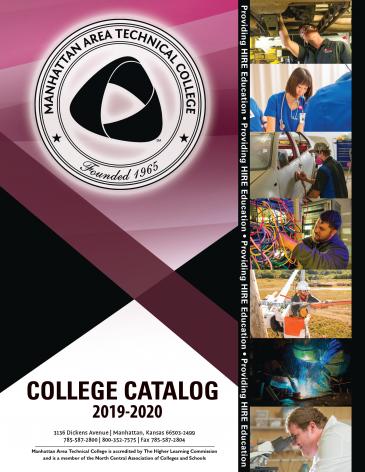 College Catalog   Manhattan Area Technical College