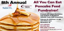 Pancake Feed - SkillsUSA