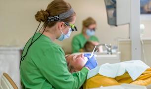 Dental Hygiene Student