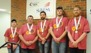 SkillsUSA State Medalists